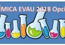 EVAU Química Andalucía 2018 Opción B