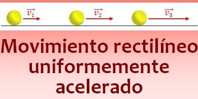 Laboratorio Movimiento Rectilíneo Uniformemente Acelerado