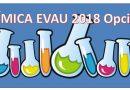 EVAU Química Andalucía 2018 Opción A